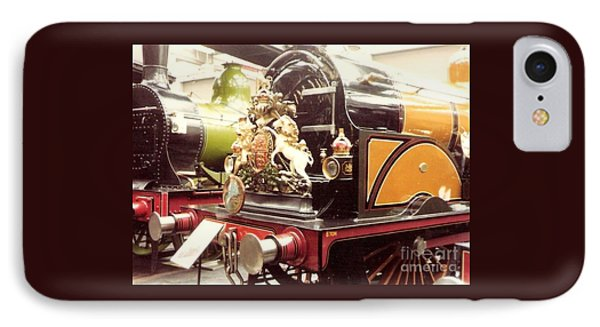 British Royal Engine IPhone Case