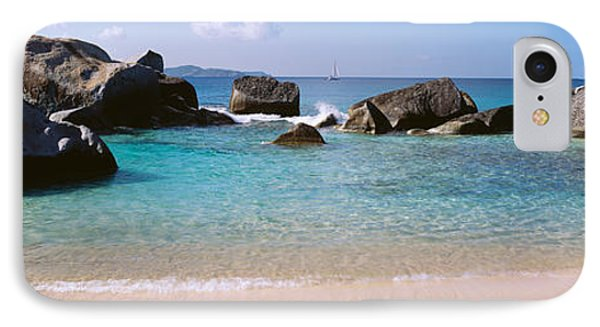 British Virgin Islands, Virgin Gorda IPhone Case by Panoramic Images
