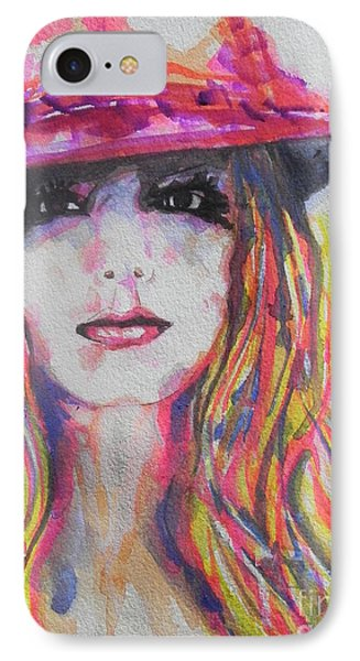 Britney Spears Phone Case by Chrisann Ellis