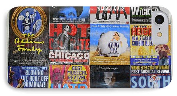Broadway's Favorites IPhone Case