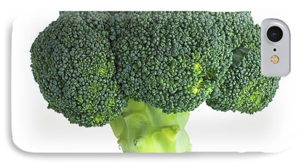 Broccoli IPhone Case by Science Photo Library