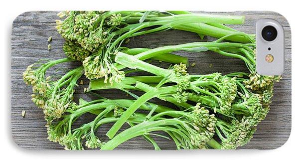 Broccoli Stems IPhone Case by Tom Gowanlock