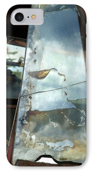 IPhone Case featuring the photograph Broke by Newel Hunter