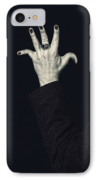 Broken Fingers Phone Case by Joana Kruse