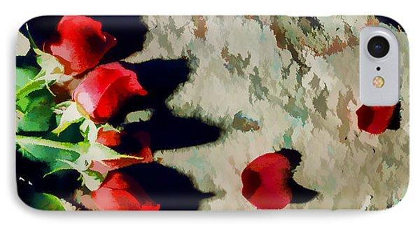 Broken Heart 1 IPhone Case by Scott Campbell