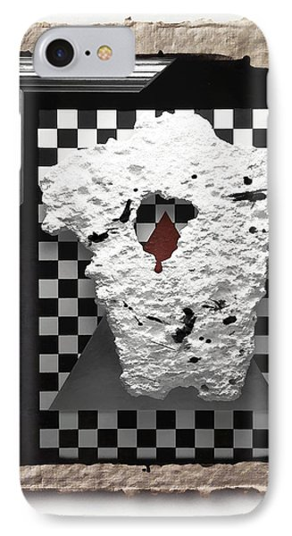 Broken Heart  Phone Case by Mauro Celotti