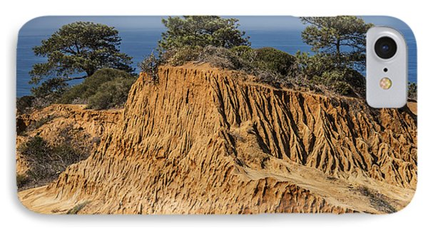 IPhone Case featuring the photograph Broken Hill At Torrey Pines by Lee Kirchhevel