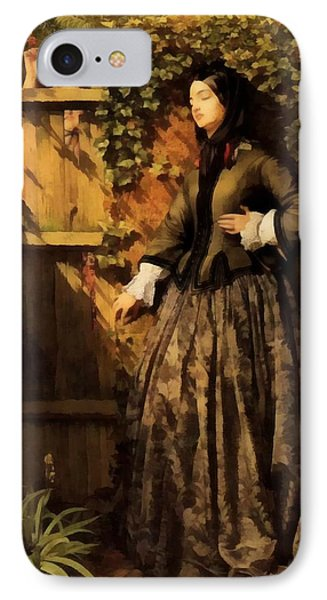 Broken Vows IPhone Case by Philip Calderon
