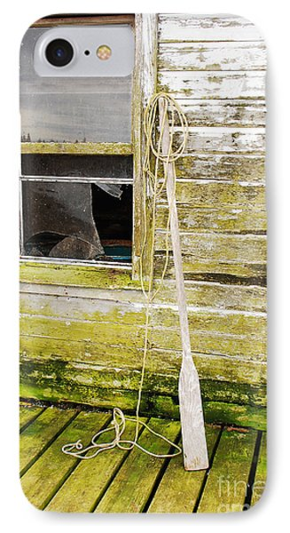 Broken Window IPhone Case by Mary Carol Story