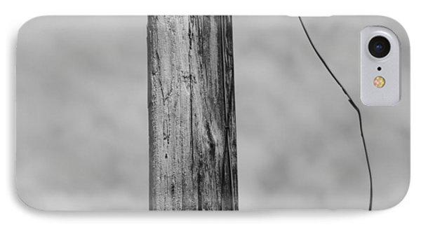 Broken Wire IPhone Case by Dan Sproul