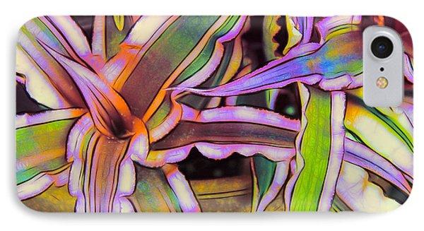 Bromeliads IPhone Case