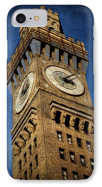 Oriole iPhone 7 Case - Bromo Seltzer Tower No 3 by Stephen Stookey