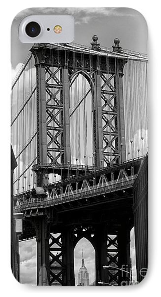 Manhattan Bridge Nyc IPhone Case