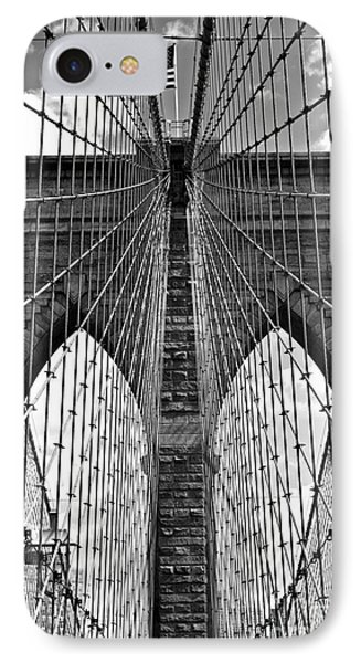 Brooklyn Bridge New York City IPhone Case