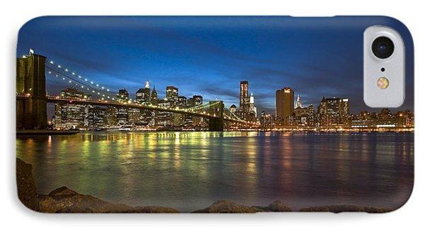 Brooklyn Bridge Phone Case by Svetlana Sewell