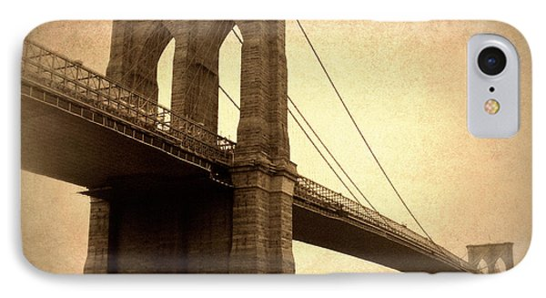 Brooklyn Nostalgia II IPhone Case by Jessica Jenney