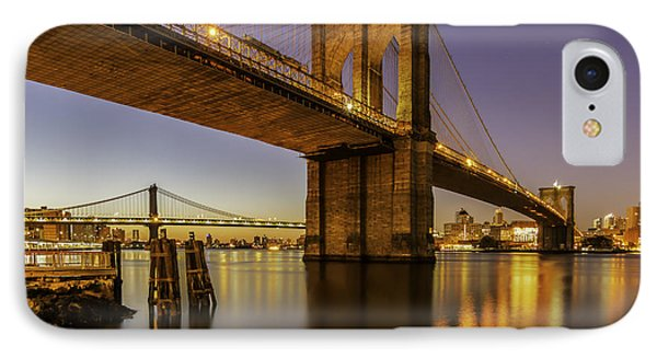 IPhone Case featuring the photograph Brooklyn Sunrise by Anthony Fields