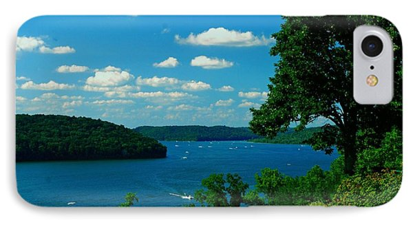 Brookville Lake IPhone Case
