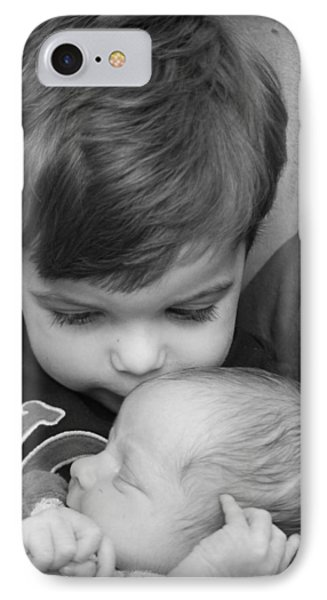 Brotherly Love IPhone Case