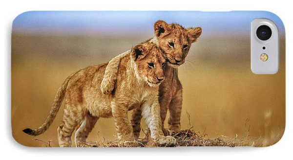 Brothers For Life IPhone Case