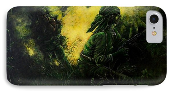 Brothers In Arms IPhone Case