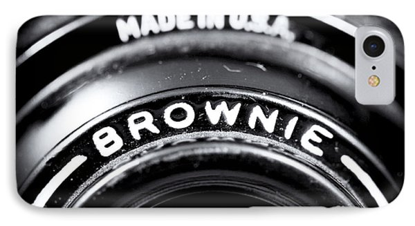 Brownie Phone Case by John Rizzuto