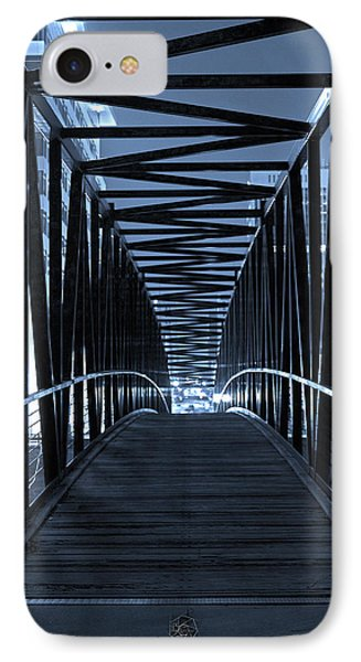 Brown's Island Bridge Phone Case by Brian Archer