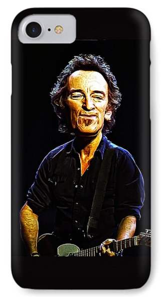 Bruce IPhone Case by Bill Cannon