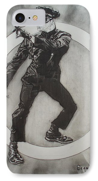Bruce Lee Is Kato 3 IPhone Case by Sean Connolly