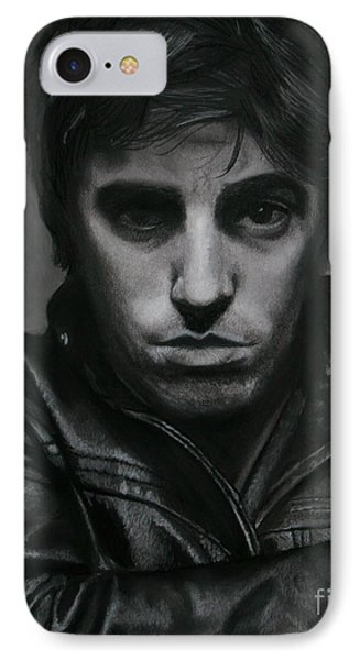 Bruce Springsteen Phone Case by Raine Cook