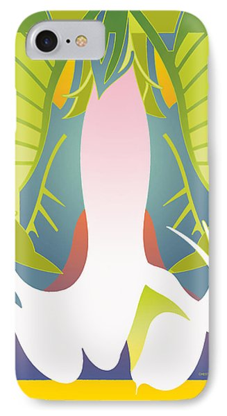 Brugmansia IPhone Case