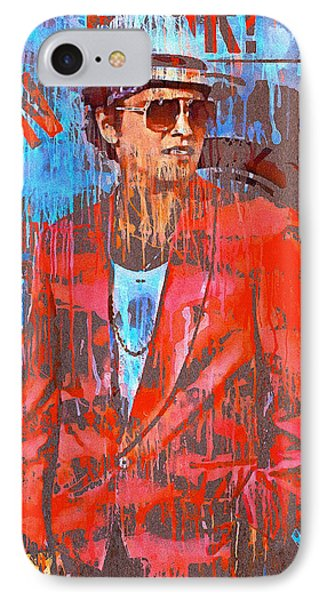 Bruno Mars - Uptown Funk 7 IPhone Case by Yury Malkov