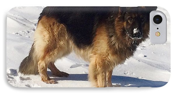 GSD IPhone Case by Daniela Coman