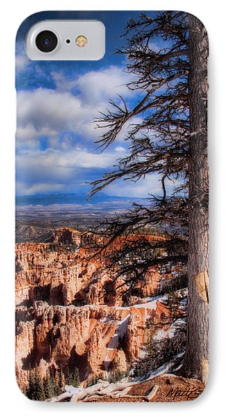 Bryce Canyon 1 IPhone Case by Marti Green