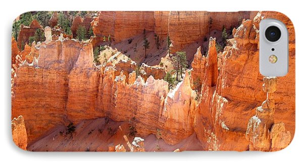 Bryce Canyon 138 IPhone Case by Maria Huntley