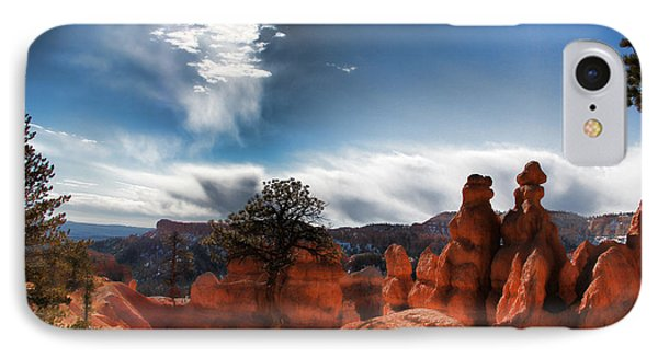 Bryce Canyon Drama Phone Case by Marti Green