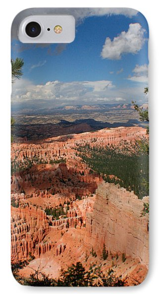 IPhone Case featuring the photograph Bryce Canyon by Jon Emery