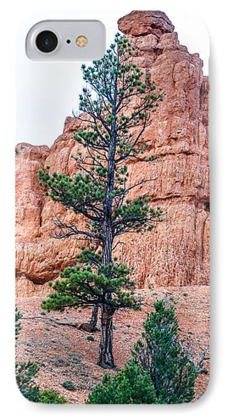 Bryce Canyon Lan468 IPhone Case by G L Sarti