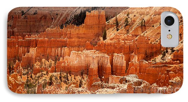 Bryce Canyon Landscape Phone Case by Jane Rix