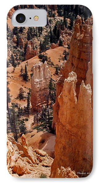Bryce Canyon National Park 2 Phone Case by Thomas Woolworth