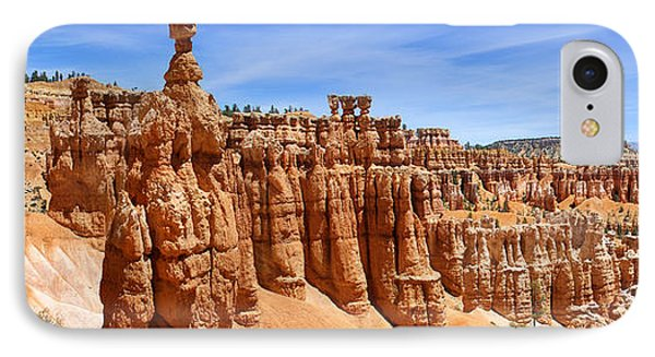 Bryce Canyon Panoramic IPhone Case by Mike McGlothlen