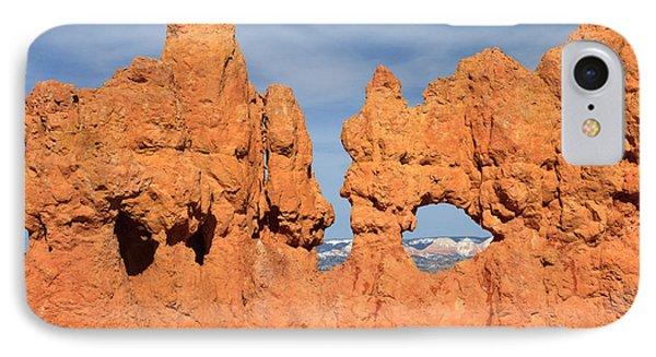 Bryce Canyon Peephole IPhone Case
