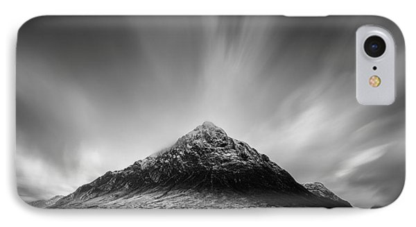 Buachaille Etive Mor 1 IPhone Case by Dave Bowman