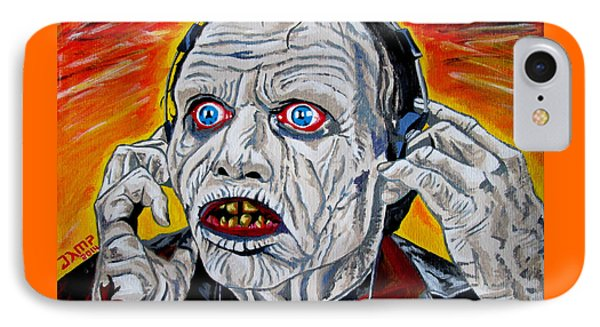 Bub IPhone Case by Jose Mendez