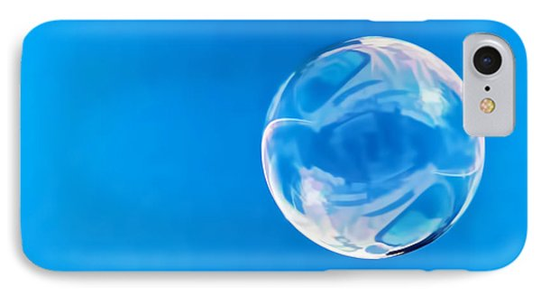 IPhone Case featuring the photograph Bubble by Don Durfee