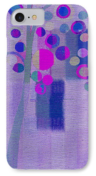 Bubble Tree - S85lc03 Phone Case by Variance Collections