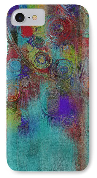 Bubble Tree - Sped09l IPhone Case by Variance Collections