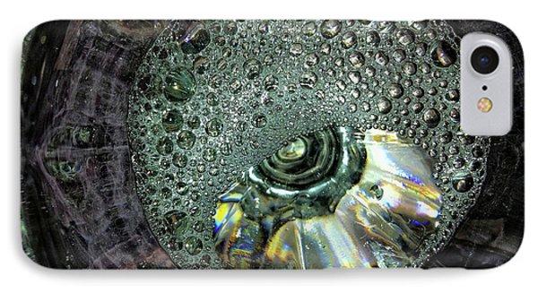 Bubble Trouble Phone Case by Donna Blackhall