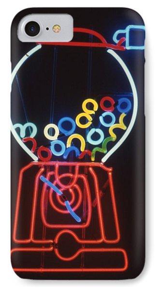 Bubblegum Machine Phone Case by Pacifico Palumbo