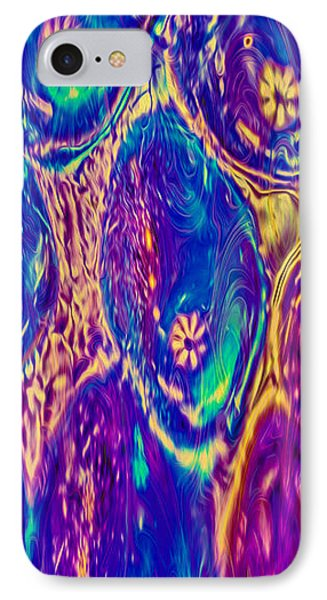 Bubbling Fantasies Phone Case by Omaste Witkowski